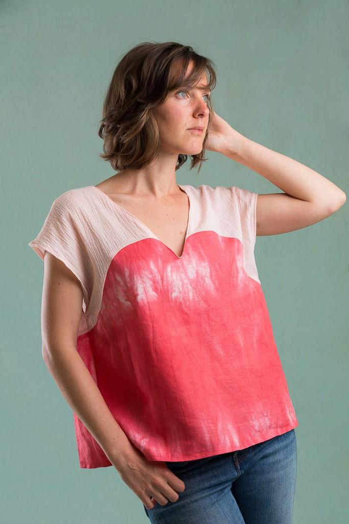 La blouse Josette