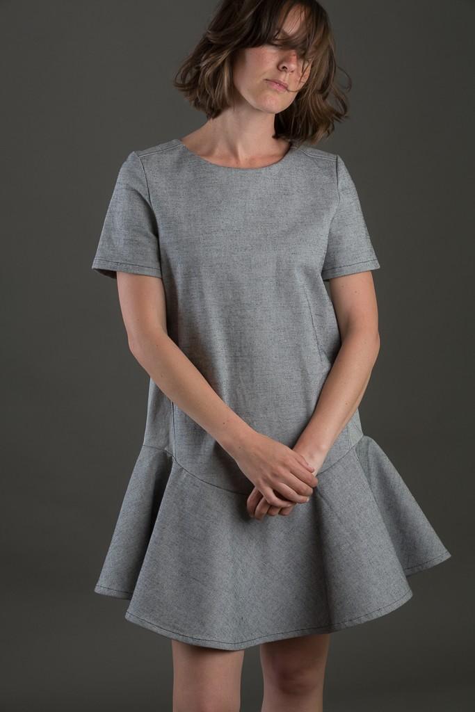 La robe Jeanette