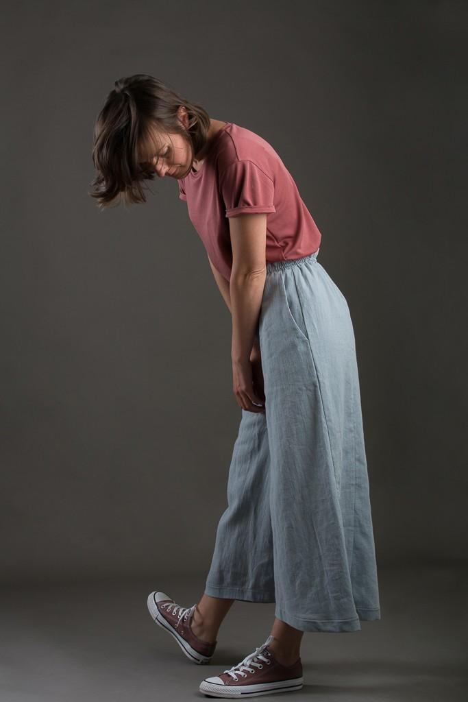 La jupe-culotte Joanne...