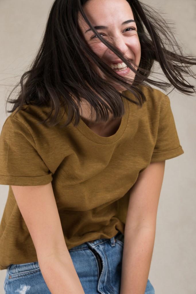 Le T-shirt Jeanne