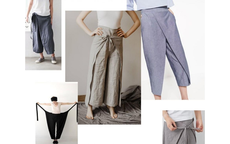 Zoom sur Papao: le pantalon portefeuille