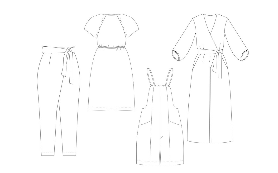 My sewing plans